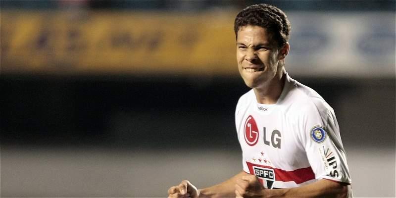 Vuelve un ídolo: Sao Paulo anunció el regreso de Hernanes
