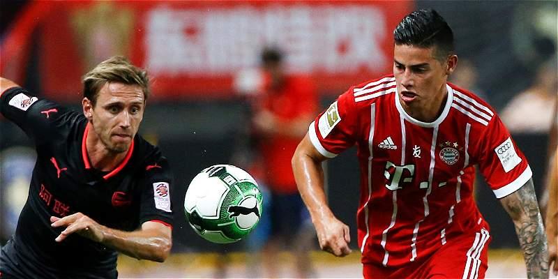 \'En James veo limitación, no es tan polifacético como Müller\': Sammer