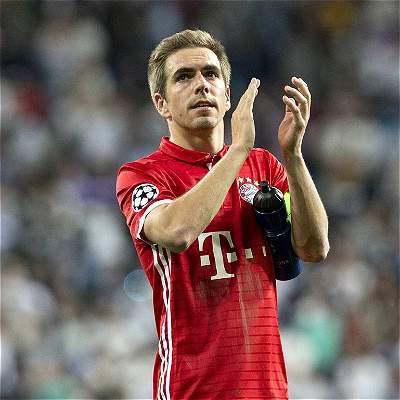 Philipp Lahm fue elegido como el futbolista del año en Alemania