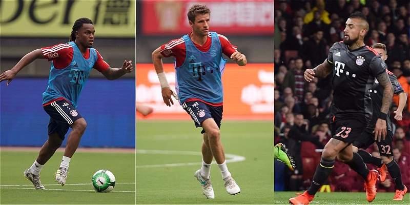 Posibles movimientos en filas del Bayern Múnich favorecerían a James