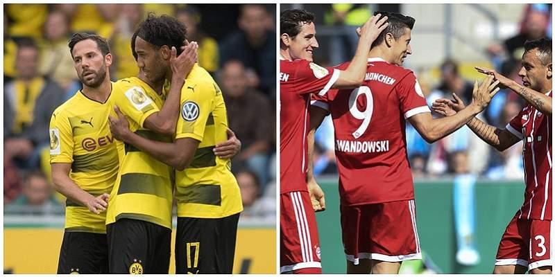Dortmund y Bayern