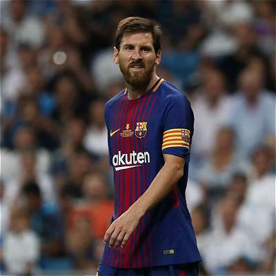 Messi premios The Best