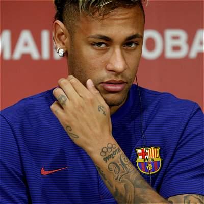 Neymar vs. Barcelona