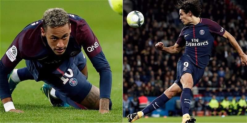 Neymar vs Cavani