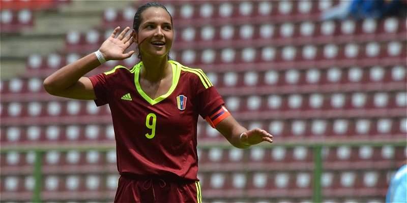 Venezolana Deyna Castellanos, Giroud y Masuluke, finalistas al Puskas