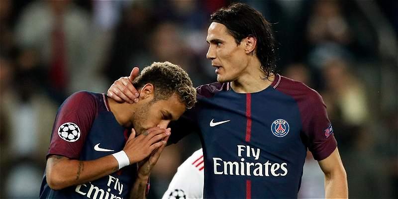 Cavani sobre Neymar: \'Es un tema pasado. No necesitamos ser amigos\'