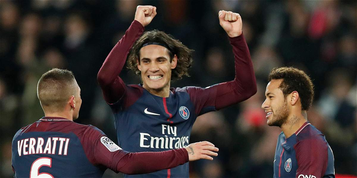 PSG gusta, golea y es líder tras la victoria 4-1 al Nantes en Ligue 1