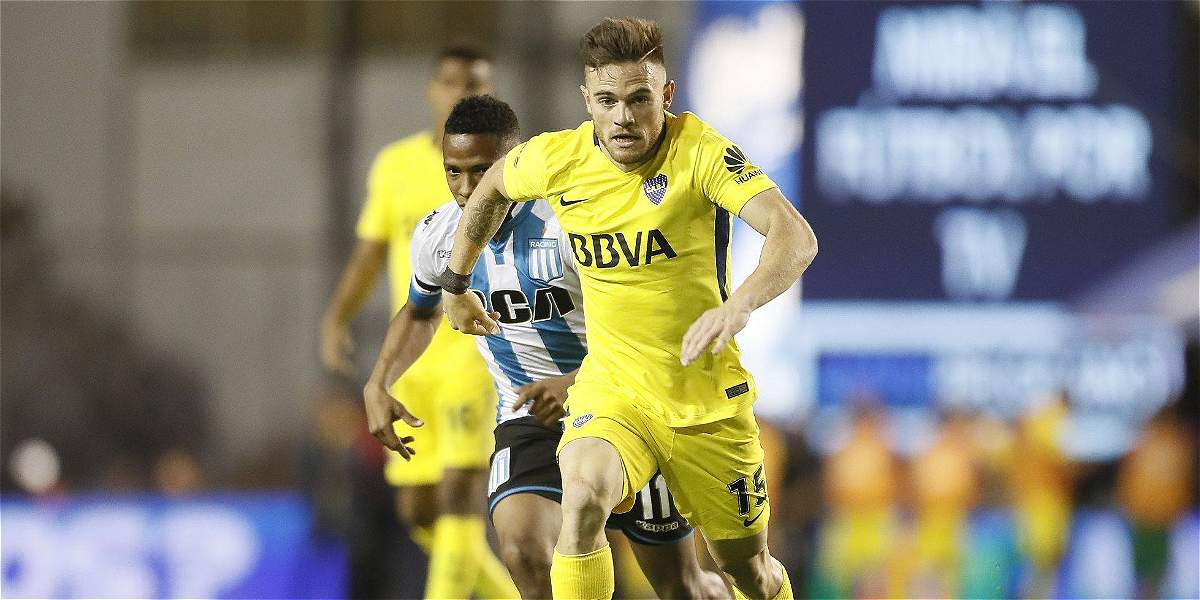 Ibargüen le ganó la partida a Fabra y Barrios:Racing venció 1-2 a Boca