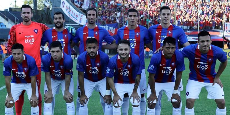 Cerro Porteño Campeonato de Paraguay