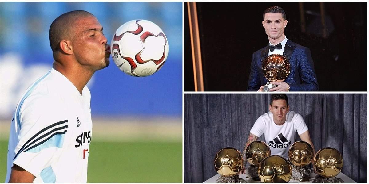 Los jugadores que han ganado más de una vez el Balón de Oro