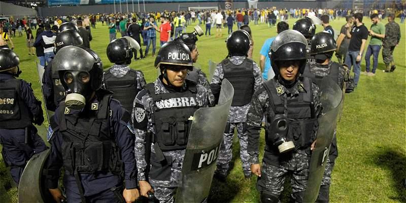 Autoridades de Honduras suspendieron las semifinales de fútbol