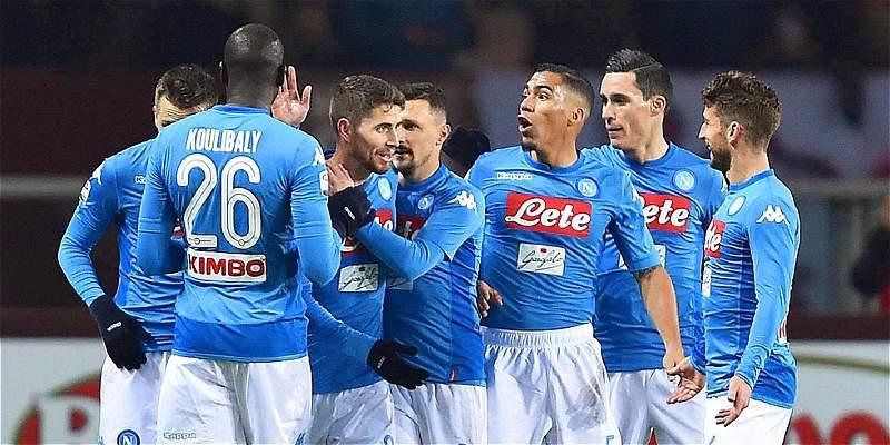 Hay nuevo líder en Italia: Nápoles es primero tras vencer 1-3 a Torino