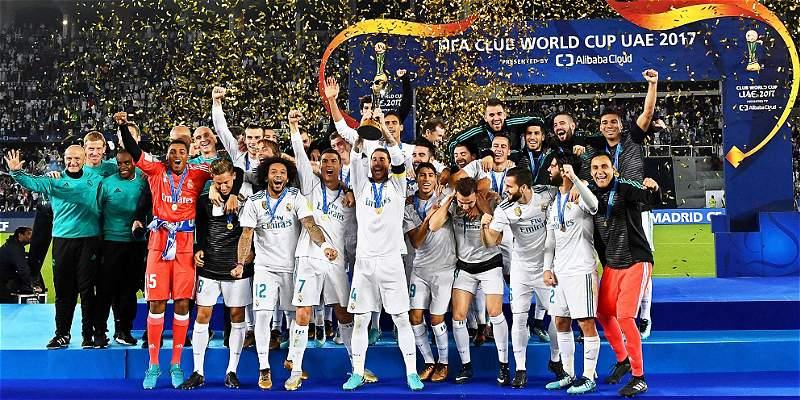 Real Madrid campeón Mundial de clubes