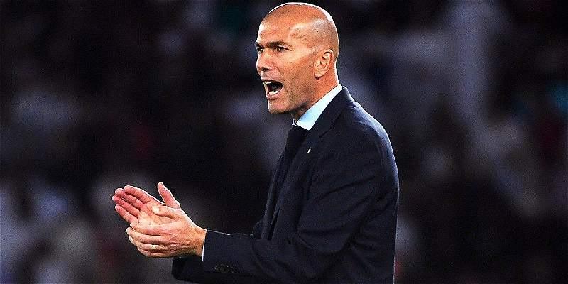 \'Me alegra estar a la altura en títulos de Vicente Del Bosque\': Zidane