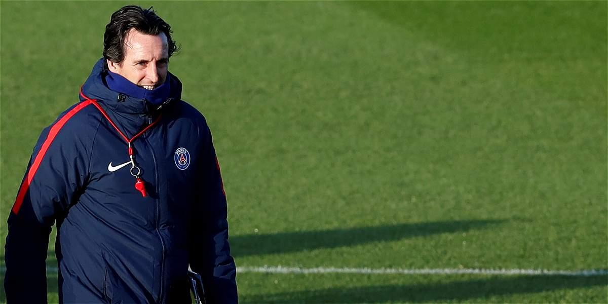 PSG apoya a Emery pero no garantiza su continuidad la próxima campaña