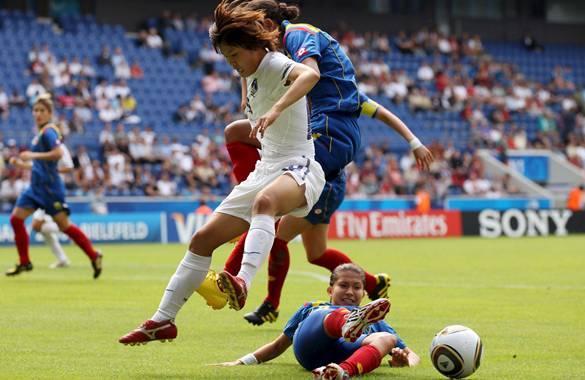 Colombia cayó 1-0 con Corea y terminó cuarta del Mundial femenino Sub-20