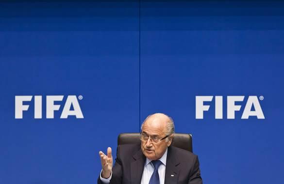 La FIFA tuvo un beneficio neto de 72 millones de dólares en 2013
