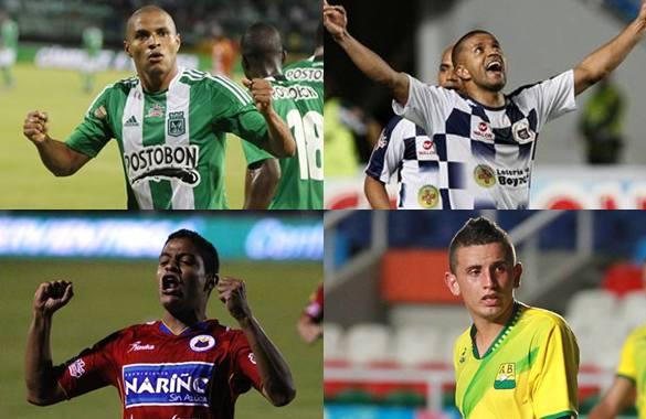 Nacional-Chicó y Pasto-Bucaramanga, semifinales de la Copa Postobón
