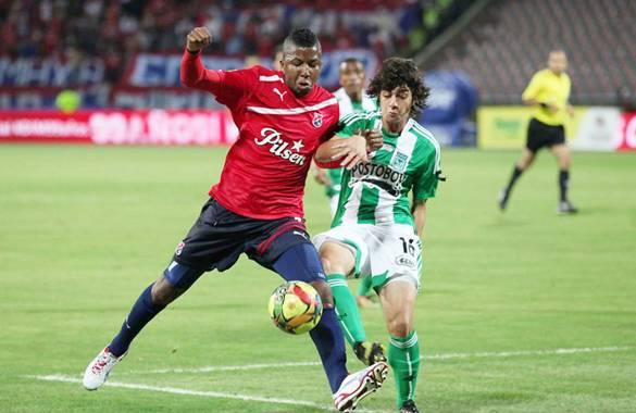 En Copa, Nacional y Medellín protagonizan el primer clásico del 2013