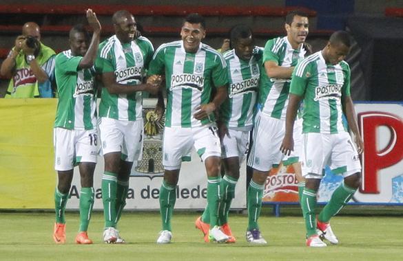 Nacional tendrá que finiquitar su paso a semifinales en el estadio Atanasio Girardot.