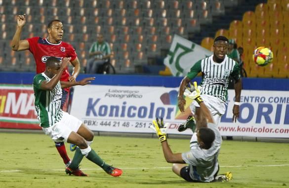 Medellín mantuvo el segundo lugar del grupo B de Copa Postobón, con el triunfo 2-0 sobre Nacional.