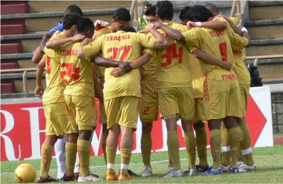 Ver Online: Itagüi Ditaires vs Coritiba FC