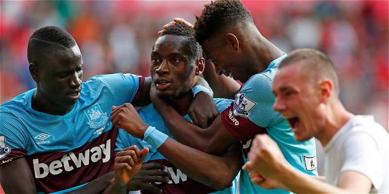 West Ham noqueó a Liverpool en Anfield: lo venció 0-3