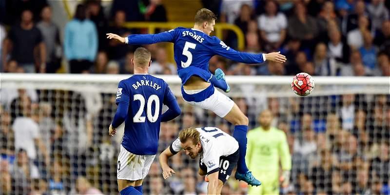 Everton le sacó un punto a Tottenham: 0-0 en White Hart Lane