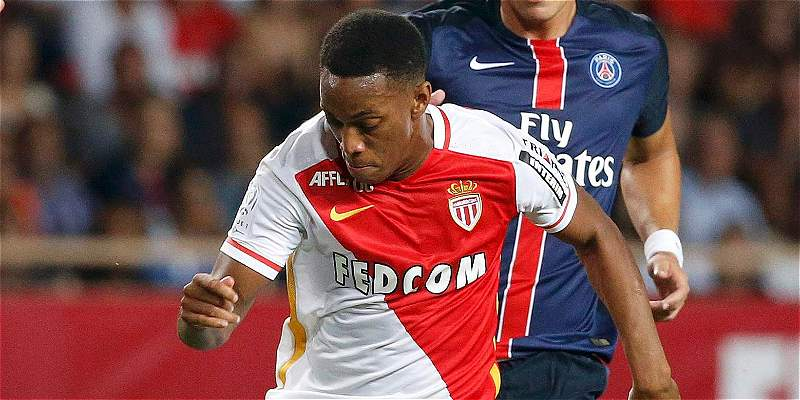 Anthony Martial firmará contrato este lunes con Manchester United