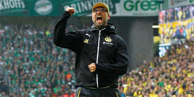 Liverpool, muy cerca de fichar al entrenador alemán Jürgen Klopp