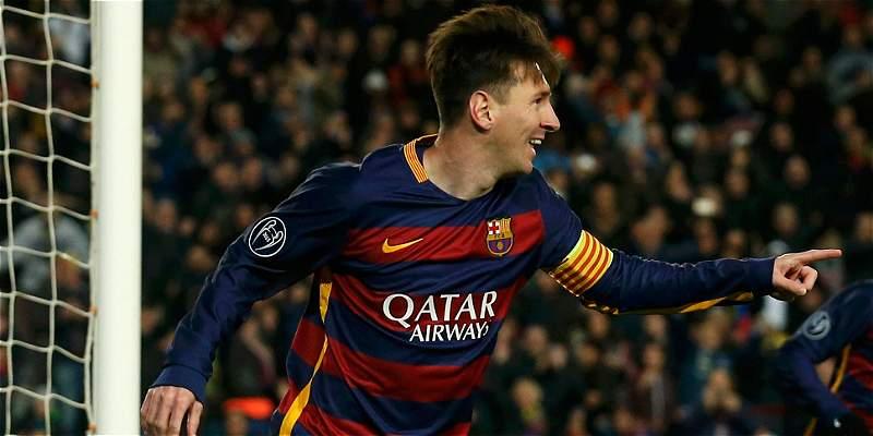 La oferta de Manchester City a Messi: ¡Un millón de euros por semana!
