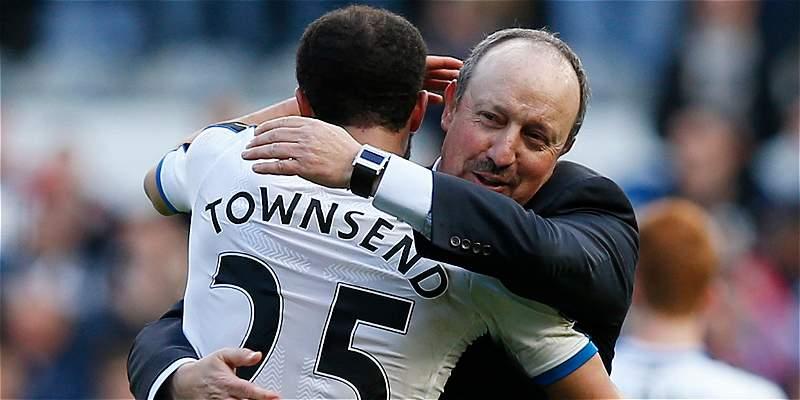 Newcastle derrotó 1-0 a Crystal Palace y se rehúsa a descender