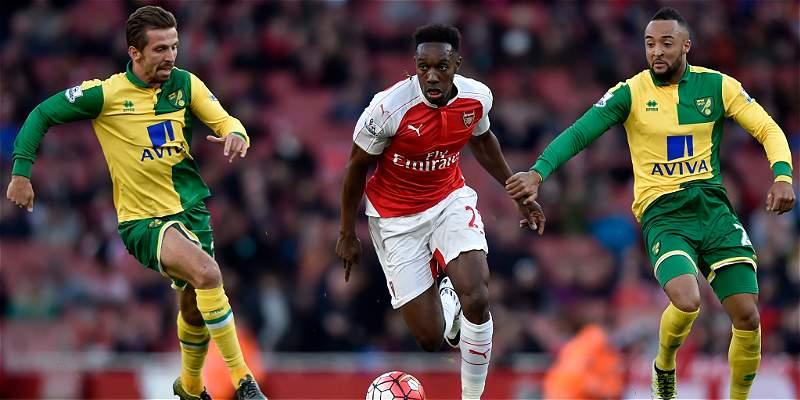 Welbeck le dio al triunfo al Arsenal, que venció 1-0 al Norwich