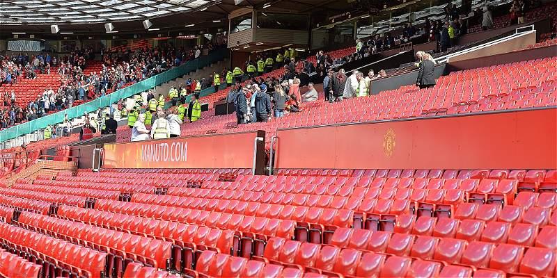 Por un paquete sospechoso, suspenden duelo entre United y Bournemouth