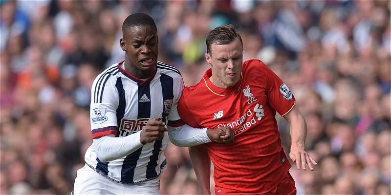 Liverpool empató con West Bromwich y se enfoca en la Liga de Europa