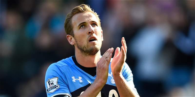 Harry Kane se quedó con la Bota de Oro, en la Premier League