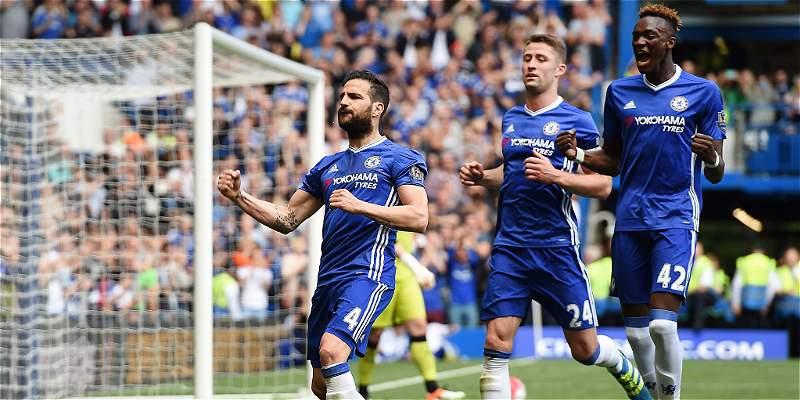 Chelsea y Tottenham, multados por incidentes del pasado 2 de mayo