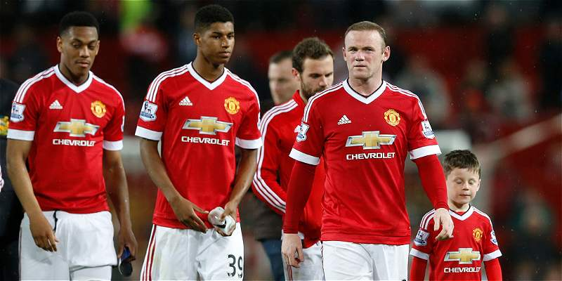 El United venció 3-1 a Bournemouth, pero se quedó sin Champions