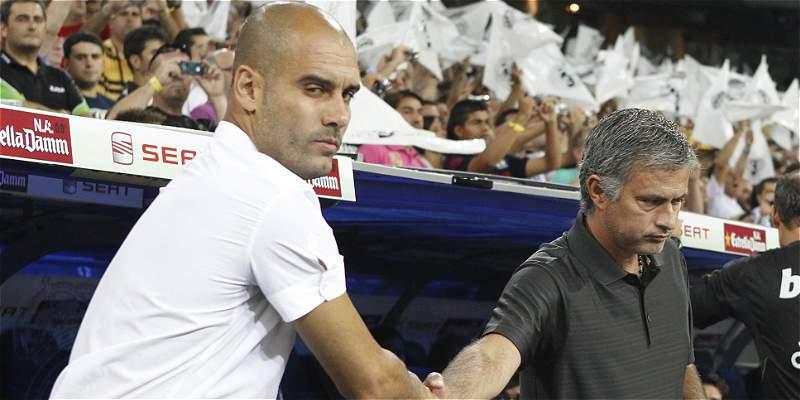 Guardiola - Mourinho