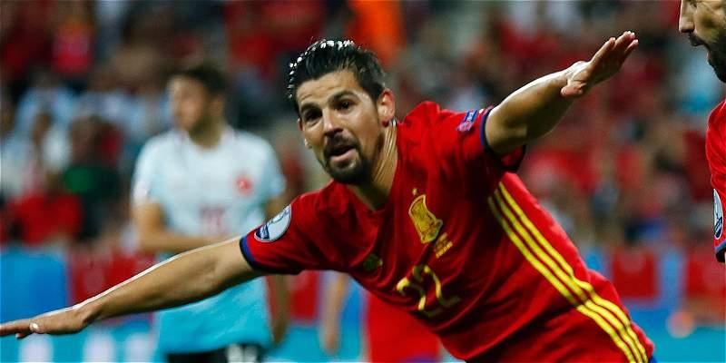 Manchester City anunció la contratación del atacante español Nolito