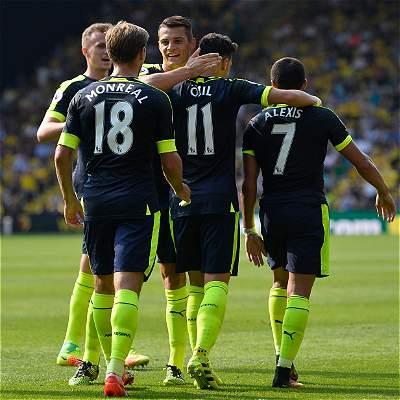 Victoria de Arsenal