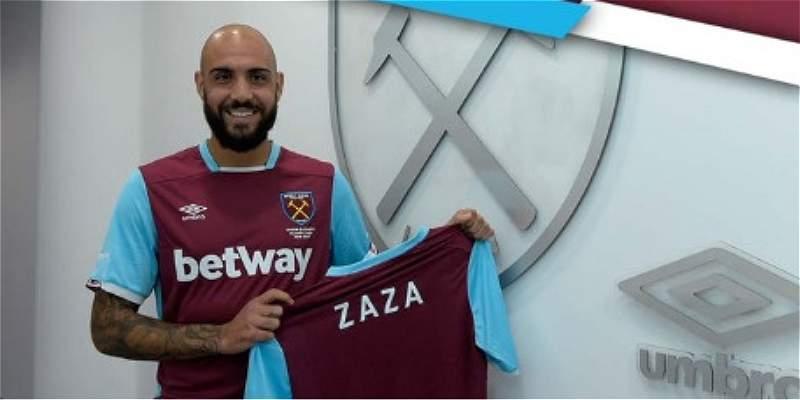 West Ham oficializó la llegada del italiano Simone Zaza