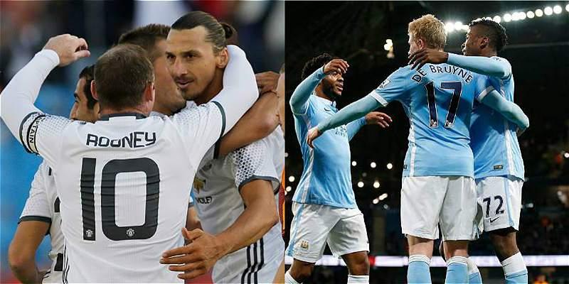 El clásico de Manchester: el partido más \'caro\' de la historia