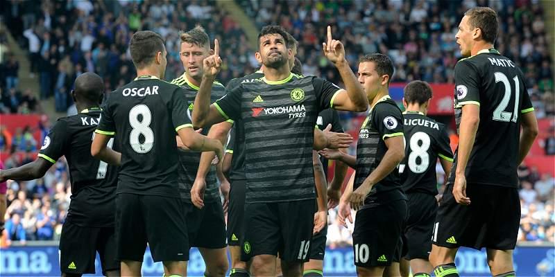 Chelsea vs. Liverpool abrirá la quinta jornada de la Premier League
