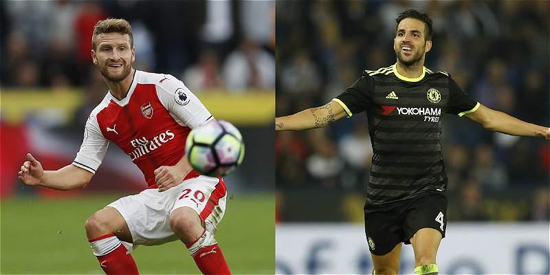 Arsenal vs. Chelsea, un duelo de titanes dormidos en la Premier League