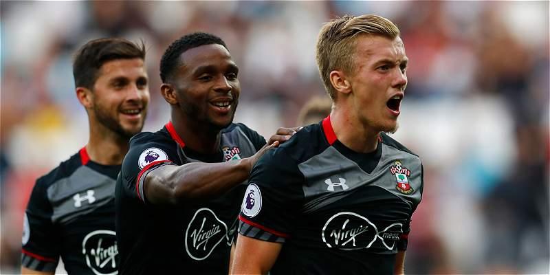 Southampton sigue su recuperación en Premier: venció 0-3 a West Ham