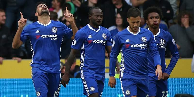 Chelsea derrotó 0-2 al Hull City y regresó al triunfo en la Premier