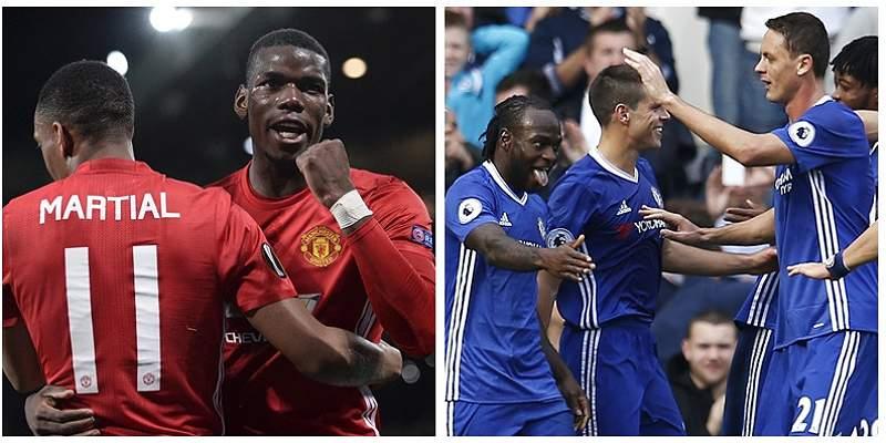 Chelsea vs. United, el duelo estrella de la novena fecha en la Premier