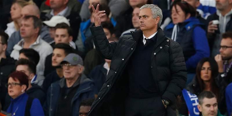 La Federación Inglesa acusó a José Mourinho de mala conducta