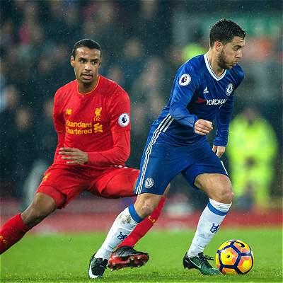 Chelsea y Liverpool